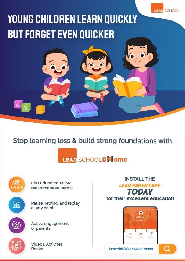 LEAD School @Home Program